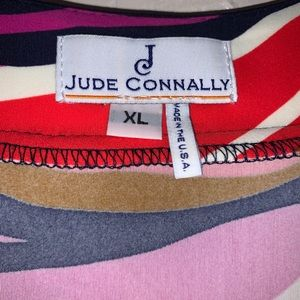 Jude Connally Dresses - Jude Connally printed Holly dress Size XL